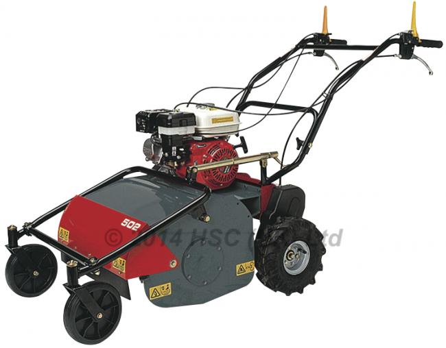 T502 Benassi Flail Mower