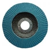 Premium Zirconium Flap Discs 115mm 24 Grit