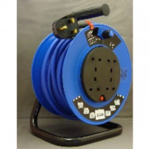 25 Mtr 1.5mm 240v Extension Reel