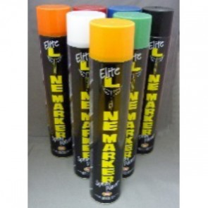 Black Line Marker Spray Paint 750ml
