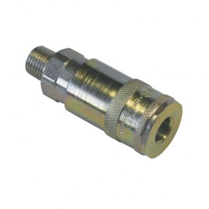 "Male Coupling Body 1/4"" BSP"