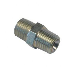 "Male Double Union 1/4"" BSP"