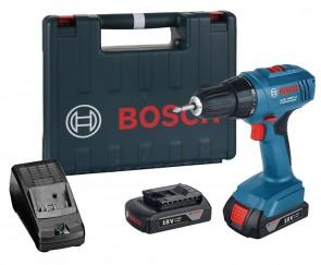 GSR1800-Li 18v Drill/Driver 2x1.5 Li