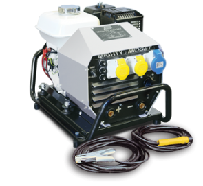 Mighty Midget 2/175 175A Petrol Welding Generator