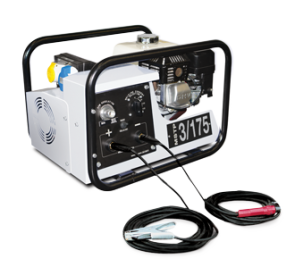 Mighty Midget 3/175 175A Petrol Welding Generator