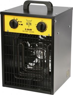EHFH110 – 110v Elite 2.8kw Fan Heater