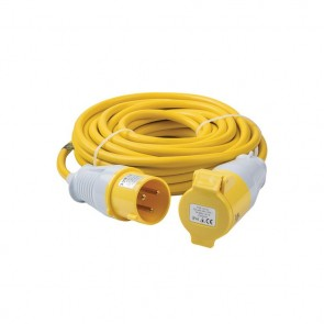 14m 2.5mm 115v Extension Lead