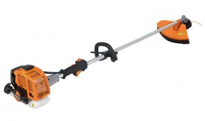 "26cc 2-stroke ""D"" handle Brushcutter c/w metal blade"