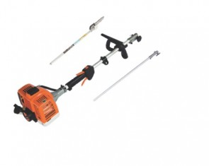 26cc 2-stroke Split Shaft Pole Pruner c/w extension shaft