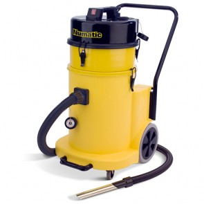 Numatic HZD900 Advanced Filtration & Cyclonic Vacuum Cleaner Yellow/Black