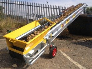 Shifta Conveyor 4.4 Metre 300mm