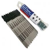 Bulk Pack Jigsaw Blades JB04 - 10 pack