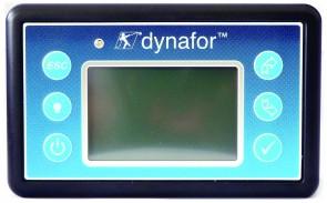 Dynafor LLX1 Display