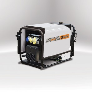 MHM-Gen, MG 4000 SD/ES, Silenced, 4kva Generator