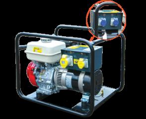 MG 6500 Petrol Generator