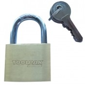 Heavy Duty Brass Padlock 50mm