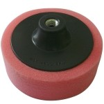150mm Red Very Soft Polishing Sponge