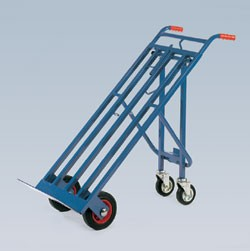 Hyprosteps SAT210 Tri Truck Three Way Sack Truck