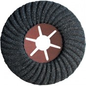 Silicon Carbide Semi-Flex Disc 125mm 24 Grit