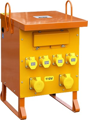 10 KVA 3 PHASE SITE TRANSFORMER