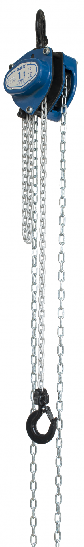 250kg Tralift Chain Block with 3m Corolim Chain