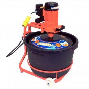 Tubmix 50 High Torque Paddle Mixer 110v