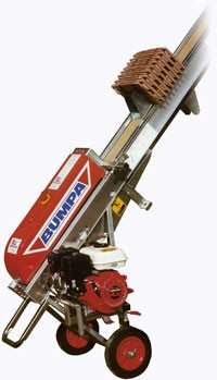 8 metre Bumpa Loading Machine (Petrol or 110v)
