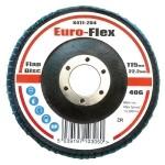Standard Zirconium Flap Discs 115mm 80 Grit