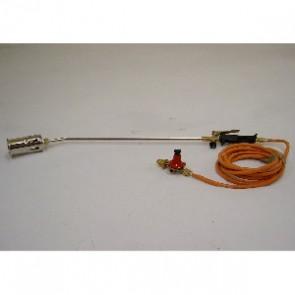 600mm Single Head Gas Torch & Reg
