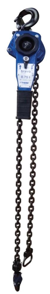 Bravo 500kg 1.5m black chain