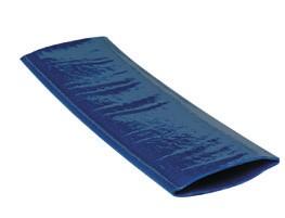 "1 1/4"" 32mm blue priced per metre"