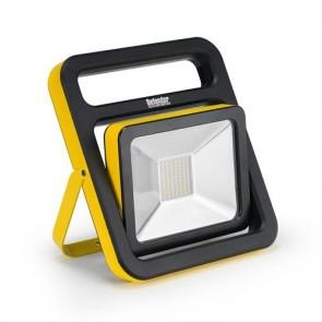 Defender LED 30w Slimline Floor Carry Floodlight (110v