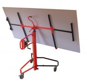Levpano 2 Pro Plasterboard Lifter - Horizontal & Angle Panel Fixing Device