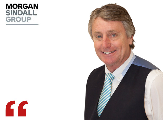 Graham Edgell | Director of Sustainability and Procurement | Morgan Sindall Group plc