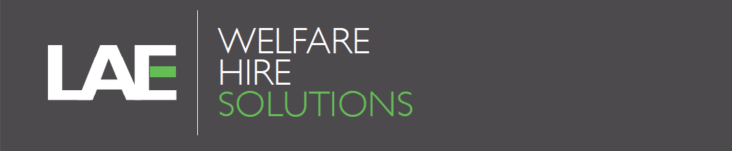 LAE Welfare Hire Solutions