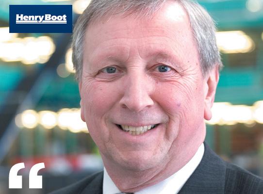 John Brown | Non Executive Chairman Henry Boot PLC